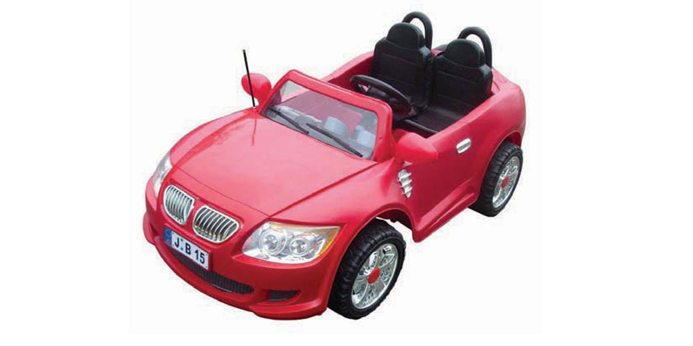 bimmer 2 seater kids electric ride on cars daymak